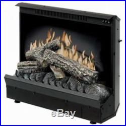 1375-watt Electric Fireplace Space Heater Insert with Remote Control