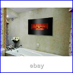 26/35 Electric Fireplace Recessed insert or Wall Mounted Electric Heater US