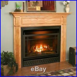 29 Electric Firebox Insert Dual Fuel Ventless Insert FBNSD28T Gas Fireplace