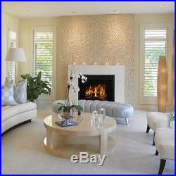 33 Flat Ventless Heater Electric Fireplace Insert Better Than Wood Fireplaces