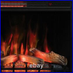 33 inch ClassicFlame Electric Fireplace 33II042FGL Insert Flames and Heat 33'