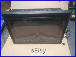 750With1500W Electric Fireplace Insert Firebox 30 Inch