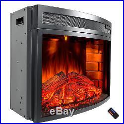 AKDY Wall Mount Electric Fireplace Insert AKDY1221