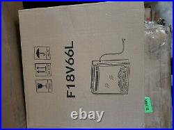 ALTRA F18V66L Electric Fireplace Insert 120 V 1,400 Watts DENT