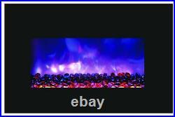Amantii INSERT-30-4026-BG Electric Fireplace Insert