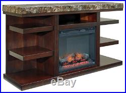 Ashley Furniture Signature Design Small Electric Fireplace Insert Include