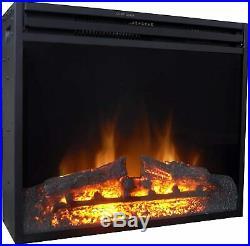 CAMBRIDGE 23-in. Freestanding 5116 BTU Electric Ventless Heater Insert withRemote