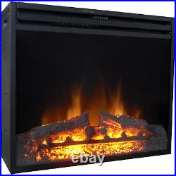 Cambridge 23-In. Freestanding 5116 BTU Electric Fireplace Insert with Remote Con