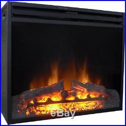 Cambridge CAM23INS-1BLK 23-In. Freestanding 5116 BTU Electric Fireplace Insert w