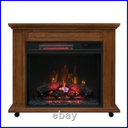 ChimneyFree Aviston 23 Electric Fireplace Spectrafire Flame (Insert Only)