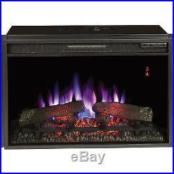 Chimney Free SpectraFire Plus Electric Fireplace Insert- 4600 BTU, 26in