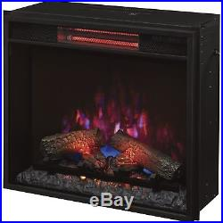 Chimney Free SpectraFire Plus Infrared Electric Fireplace Insert- 5200 BTU 23in