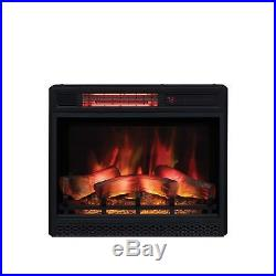 ClassicFlame 23 3D Infrared Quartz Electric Fireplace Insert