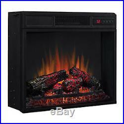 ClassicFlame 23 4600 BTU Electric Heater Fireplace Insert 23EF033FGL