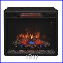 ClassicFlame 23-in Spectrafire Plus Infrared Electric Fireplace Insert