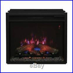 ClassicFlame 23-inch Electric Fireplace small insert # 23EF031GRP with Remote NEW
