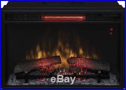 ClassicFlame 26II310GRA Infrared Spectrafire Electric Fireplace Insert 5200 BTU