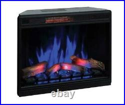 ClassicFlame 33II042FGL 34 1/8 Infrared Electric Fireplace Insert 120V 1500W 10