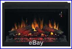 ClassicFlame 36EB220-GRT 36 Traditional Built-in Electric Fireplace Insert 2