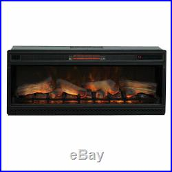 ClassicFlame 42 infrared Electric Fireplace Insert 42II042FGT NEW