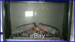 ClassicFlame Spectrafire 23-Inch 3D Infrared Quartz Electric Fireplace Insert