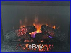 ClassicFlame Spectrafire 28-Inch 3D Infrared Quartz Electric Fireplace Insert