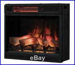 Classic Flame 23 3D Electric Fireplace Insert #23II042FGL