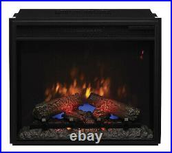 Classic Flame 23 inch 23EF033FGL Electric Fireplace Insert. Free shipping