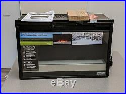 Classic Flame 26 3D Infrared Electric Fireplace Insert #26EF031GPG