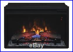 Classic Flame 26 Infrared Electric Fireplace Insert