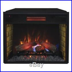 Classic Flame 28 28EF023SRA Electric Fireplace Insert withCustom Trim