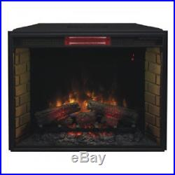 Classic Flame 33 33II310GRA Infrared Electric Fireplace Insert