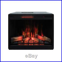 Classic Flame 33 3D Electric Fireplace Infrared Heating Insert #33II042FGL