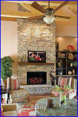 Classic Flame 36 Built-In Wall Mount Electric Fireplace Insert