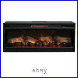 Classic Flame 42 3D Infrared Quartz Electric Fireplace Insert #42II042FGT