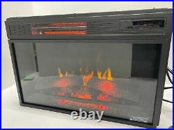 Classic Flame Electric Fireplace Spectrafire 26 3D Infrared Insert 26II332FGL