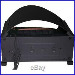 Comfort Glow Electric Log Insert Heater & Rear Reflecting ELCG364