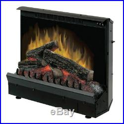 DF12309 Dimplex Standard 23 Log Set Electric Fireplace Insert