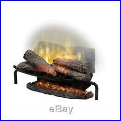 DIMPLEX RLG25 Revillusion Electric Fireplace Log Set Fireplace Insert- Realistic