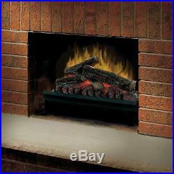 Dimplex 23-Inch Electric Fireplace Insert Standard Logs