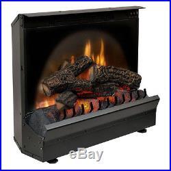 Dimplex 23 Standard Electric Fireplace Insert/Log Set