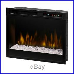 Dimplex 23-inch Contemporary Electric Fireplace insert XHD23G with Remote NEW