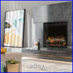 Dimplex 23-inch Traditional Logs Electric Fireplace insert XHD23L with Remote NEW