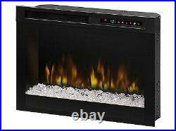 Dimplex 26-In Multi-Fire XHD Floor standing Electric Fireplace Insert XHD26G