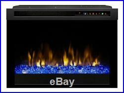 Dimplex 28-In Multi-Fire XHD Contemporary Electric Fireplace Insert FREE SHIPPIN