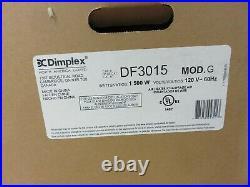 Dimplex 30 Electric Fireplace Insert DF3015 Firebox
