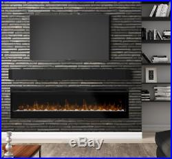 Dimplex 74 BLF7451 Prism Linear Electric Fireplace Insert/Wall Mount