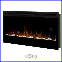 Dimplex BLF3451 Prism 34 Inch Wall Mount Linear Electric Fireplace Insert