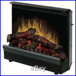 Dimplex DFI2310 23-Inch Electric Fireplace Insert Inner-Glow Logs