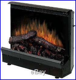 Dimplex DFI2310 Electric Fireplace Deluxe 23-Inch Insert, Black Sale